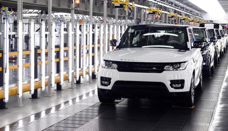 Land Rover: Mehr E-Reichweite durch bessere Klimatisierung