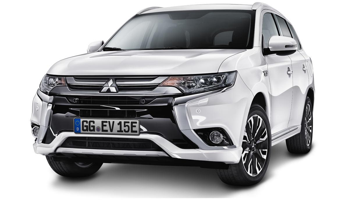 Mitsubishi outlander plug in hybrid 4000 euro g nstiger for Cucine moderne 4000 euro