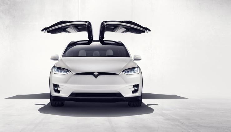 Tesla-Model-X-Bilder