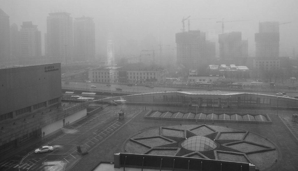 Tote-Luftverschmutzung