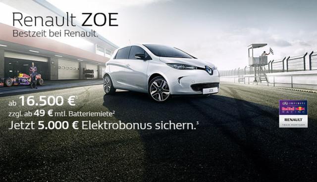 renault elektroauto bonus 5000 euro