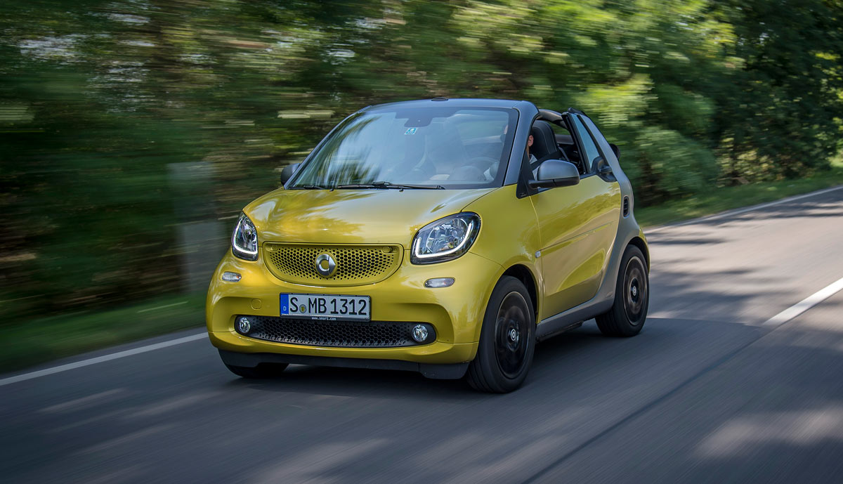 smart: Nächste Elektroauto-Version mit Renault-Motor - ecomento.de