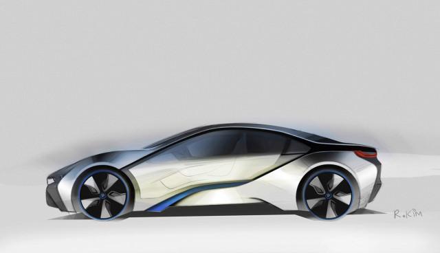 BMW-Elektroauto-Supersportwagen