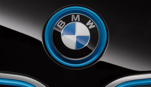 BMW i5 Elektroauto