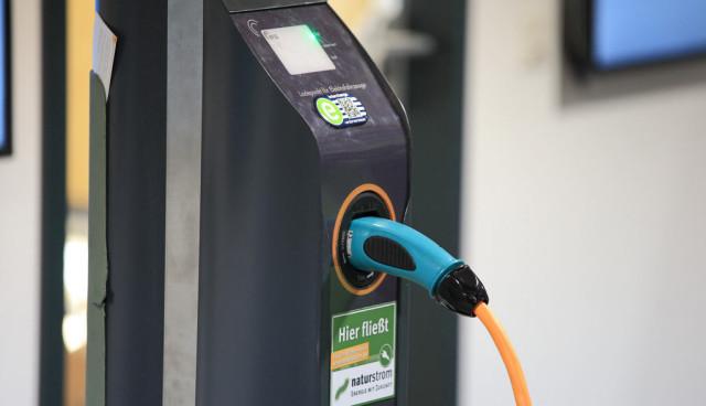 BVG-Elektroauto