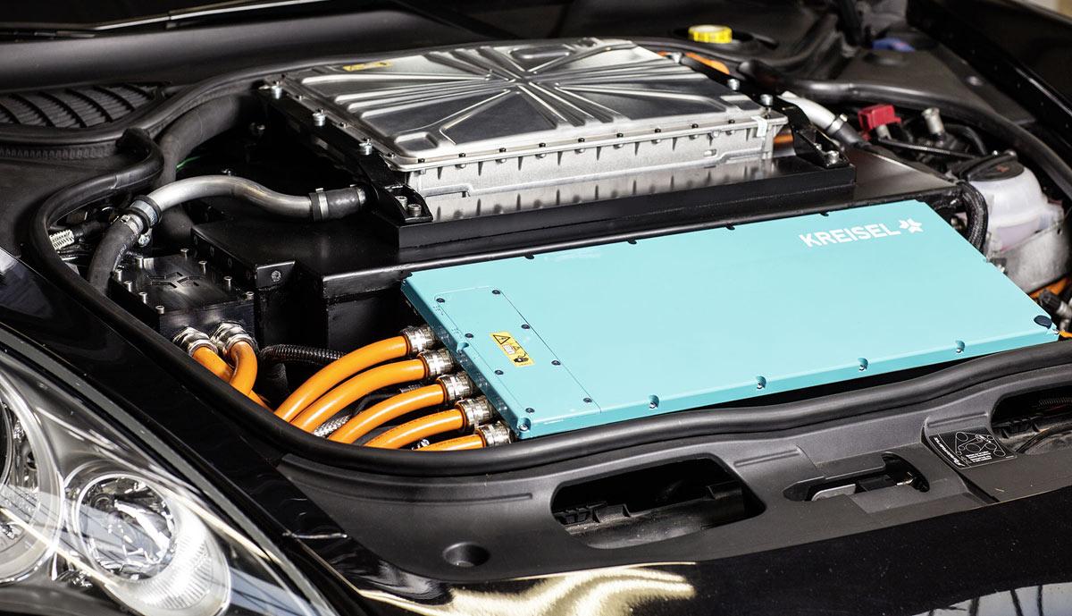Elektroauto Manufaktur Kreisel Electric Erh 228 Lt Energy Award