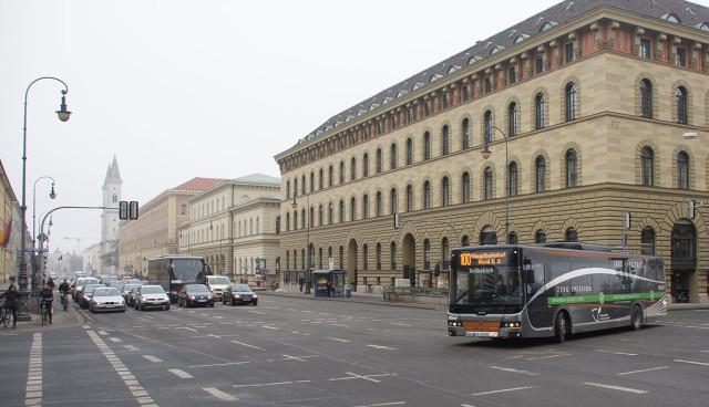 Elektrobus-Muenchen
