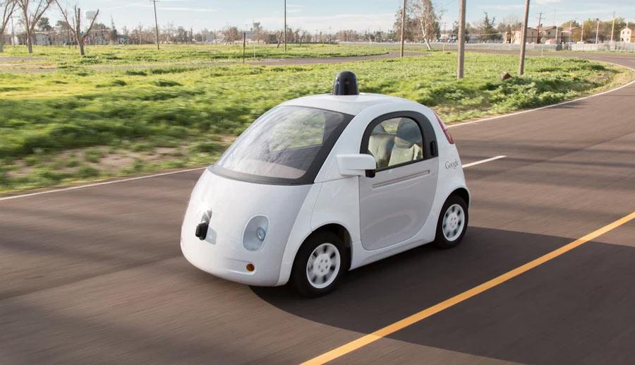 Google Elektroauto