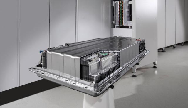 Mercedes-Elektroauto-Batterie-Recycling