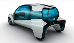 Toyota FCV-Plus Wasserstoff Elektroauto2