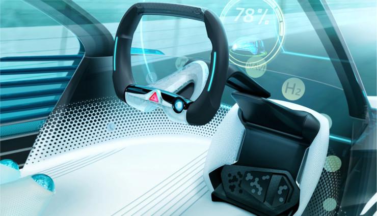 Toyota FCV-Plus Wasserstoff Elektroauto4