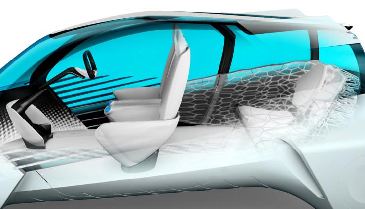 Toyota FCV-Plus Wasserstoff Elektroauto5