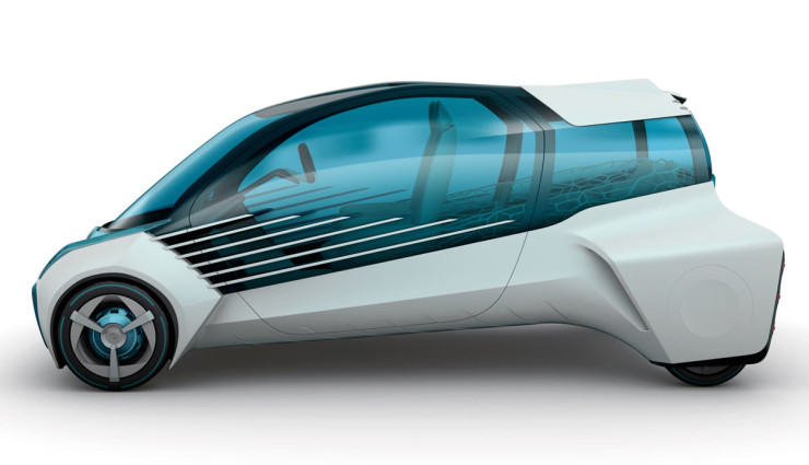 Toyota FCV-Plus Wasserstoff Elektroauto6
