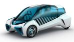Toyota FCV-Plus Wasserstoff Elektroauto8