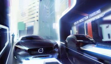 Volvo Elektroauto 2019
