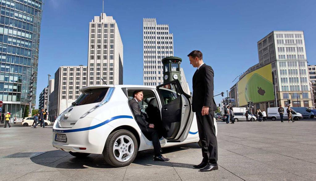 e-City-Cab-Elektroauto-Taxi