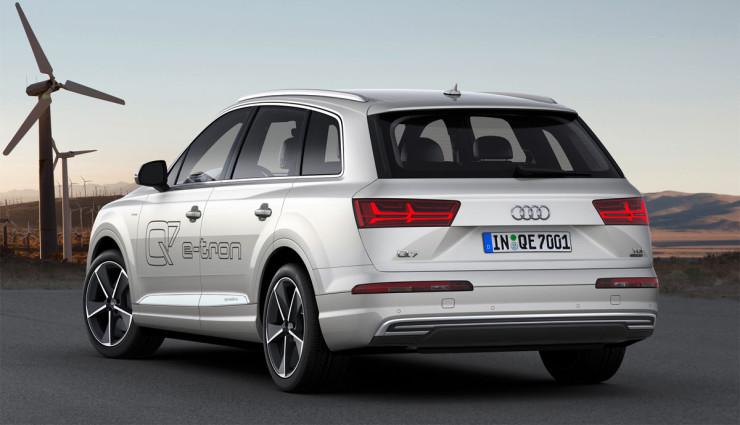 Audi Q7 e-tron Leistungsdaten4