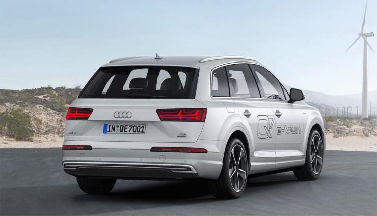 Audi Q7 e-tron Leistungsdaten5