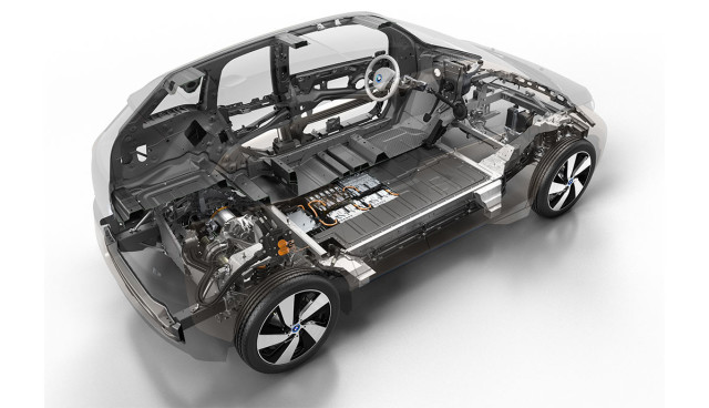 BMW-Elektroauto-Batteriefertigung