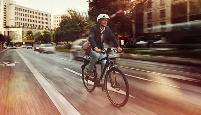 """Bosch und E-Bikes: """"Die Zukunft der Mobilität wird elektrifiziert"""""""
