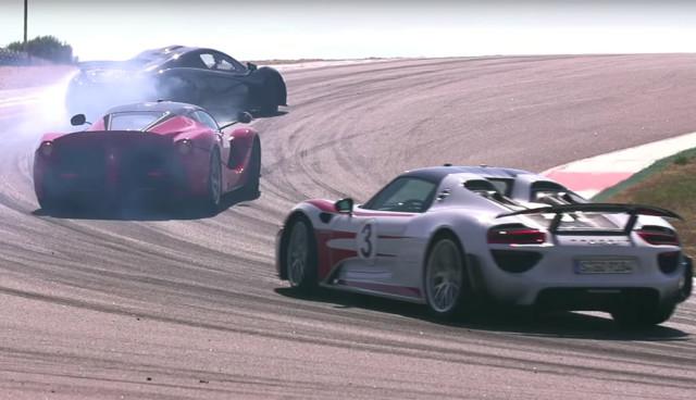 Test-McLaren-P1-Porsche-918-LaFerrari