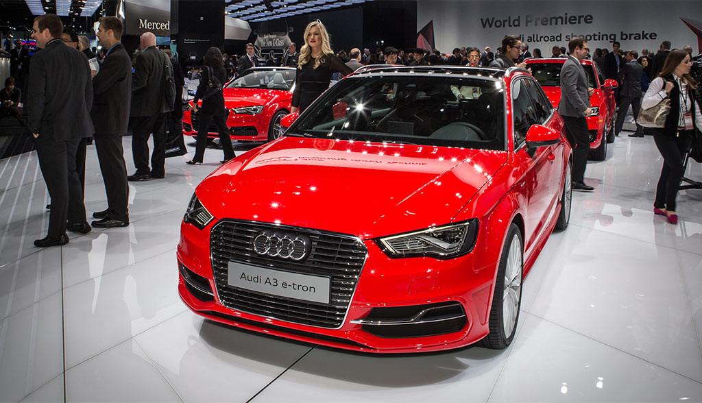 Audi Elektroauto Vertrieb Marketing