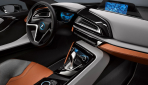 BMW i8 Spyder Plug-in-Hybrid-Sportwagen Serienversion10
