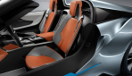 BMW i8 Spyder Plug-in-Hybrid-Sportwagen Serienversion11