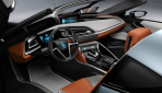 BMW i8 Spyder Plug-in-Hybrid-Sportwagen Serienversion5
