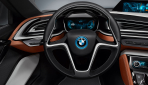 BMW i8 Spyder Plug-in-Hybrid-Sportwagen Serienversion6