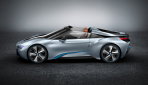 BMW i8 Spyder Plug-in-Hybrid-Sportwagen Serienversion7