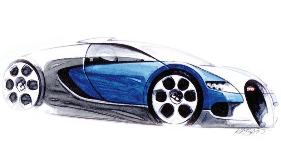 Bugatti-Chiron-Hybrid