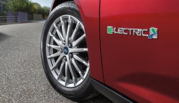 Ford Elektroauto Focus Electric 2018