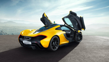 Hybridsportler McLaren P1- Produktion endet 2015