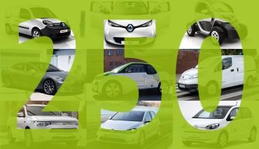InitiativE Berlin-Brandenburg bringt 250 Elektroautos auf die Strassen