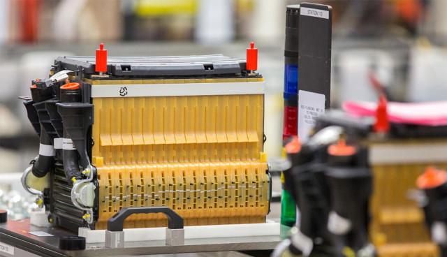 LG Chem Elektroauto Batterien