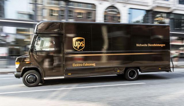 UPS erweitert seine Elektrotransporter-Flotte