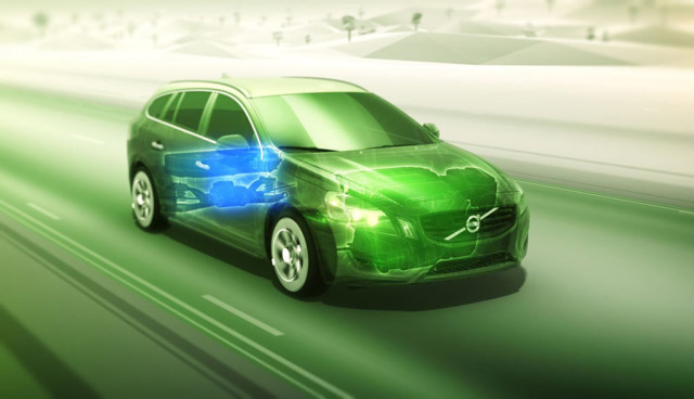 Volvo-Elektroauto-Strategie