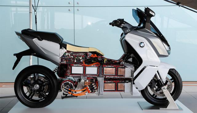 BMW-Elektromotorrad