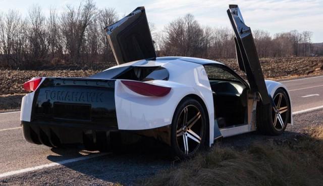 Dubuc Motors plant neuen Elektroauto-Supersportwagen