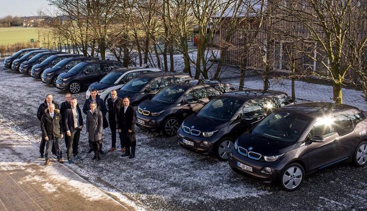 Dank Elektroautos: Dieses Unternehmen spart 22.750 Liter Diesel pro Jahr
