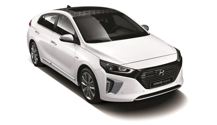 Elektroauto Hyundai Ioniq vollständig enthüllt (Video)