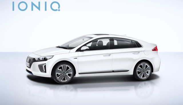 Elektroauto Hyundai Ioniq Deutschland 2016 Marktstart2