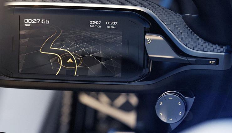 Faraday Future Elektroauto FFZero1