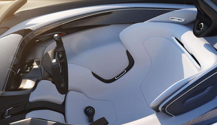 Faraday Future Elektroauto FFZero12