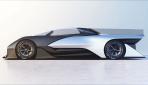 Faraday Future Elektroauto FFZero14