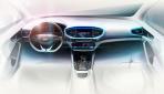 Hyundai Ioniq Elektroauto Bilder5
