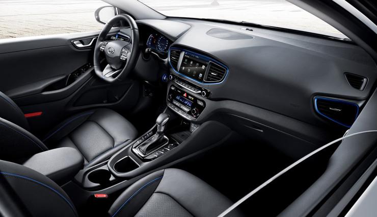 Hyundai-Ioniq-Elektroauto-Bilder