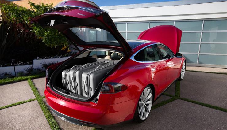 Tesla Model S Ecomento De