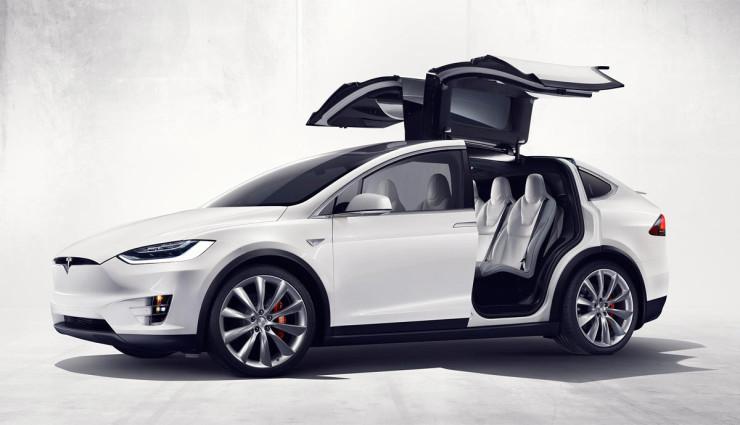 Teslas Elektroauto-SUV Model X gibt es jetzt auch vegan
